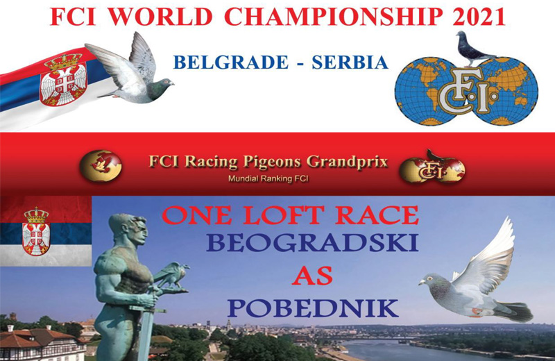 FCI World Championship 2021 results